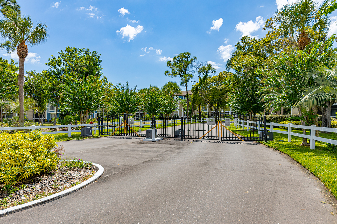 Private access to your home