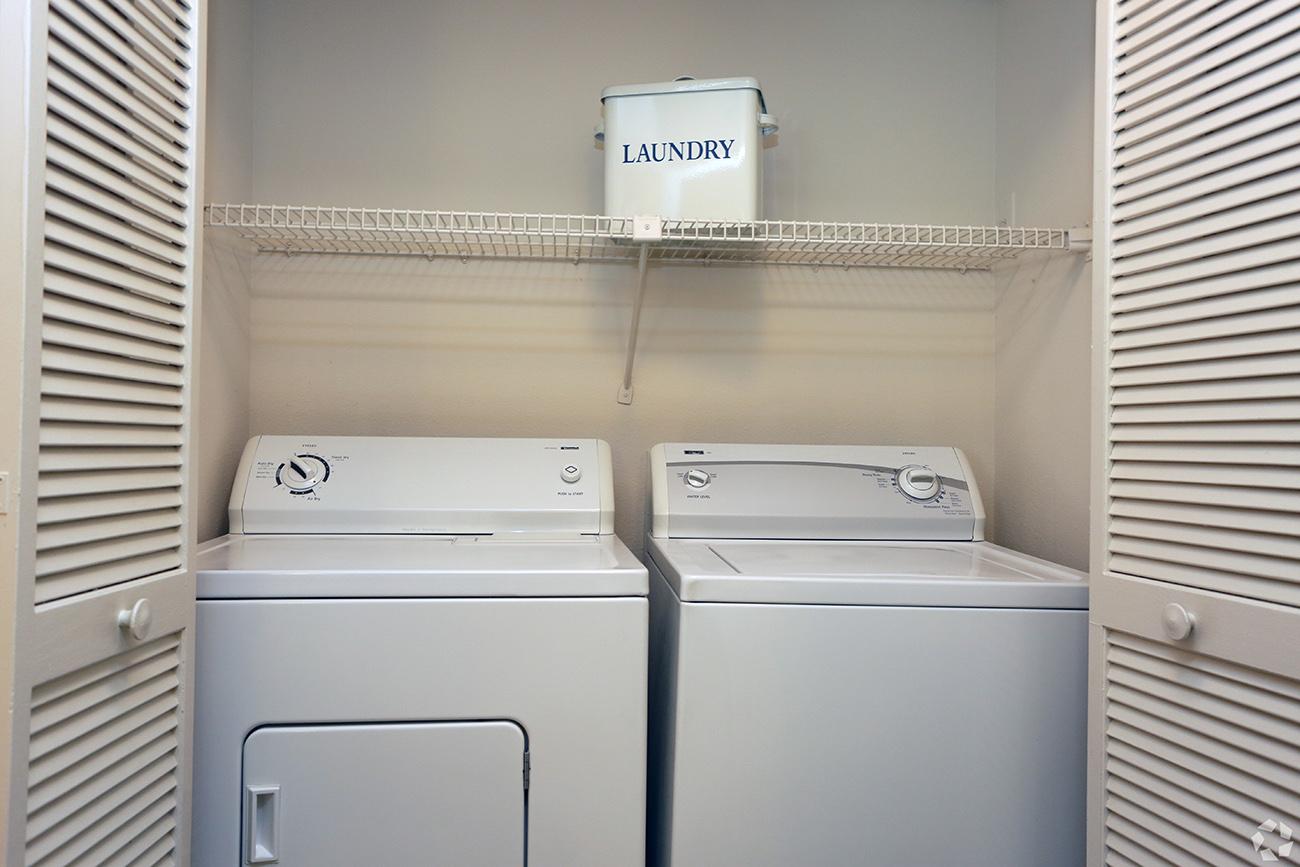 Full-size laundry